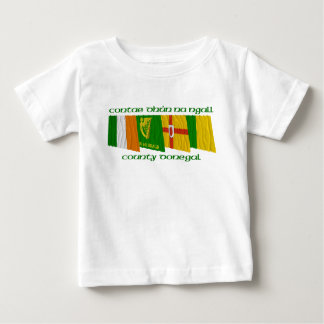 County Donegal Flags Baby T-Shirt