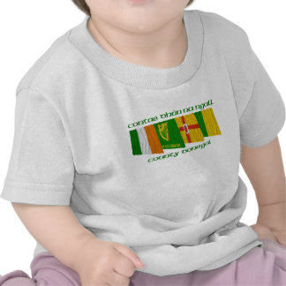 County Donegal Flags T Shirt
