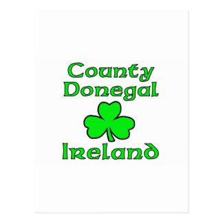 County Donegal, Ireland Postcard