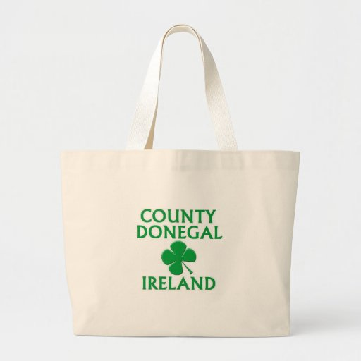 County Donegal, Ireland Tote Bags