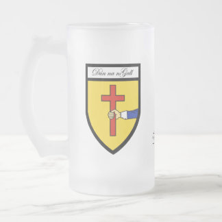 County Donegal Map & Crest Mugs