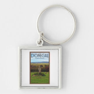 County Donegal - Stone Cross Keychain
