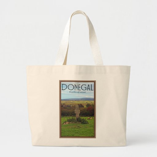 County Donegal - Stone Cross Tote Bag
