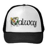 County Galway Cap Mesh Hat