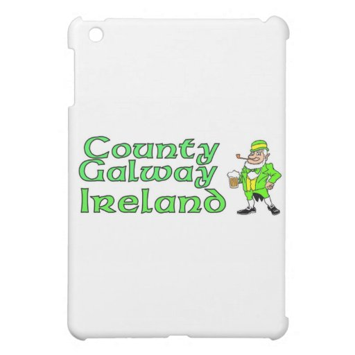 County Galway, Ireland Cover For The iPad Mini