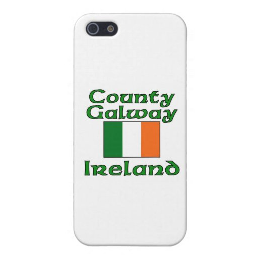 County Galway, Ireland iPhone 5 Cover