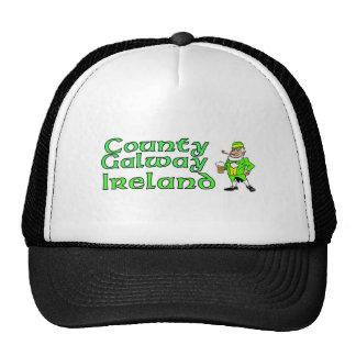 County Galway, Ireland Trucker Hat