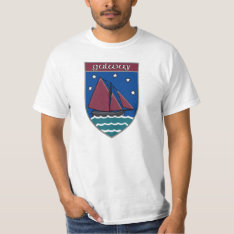 County Galway T-shirt at Zazzle