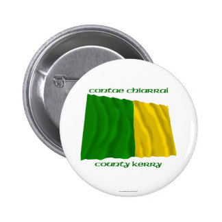 County Kerry Colours Pins