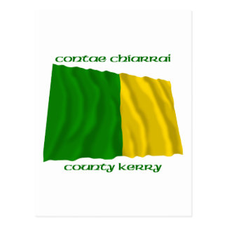 County Kerry Colours Postcard