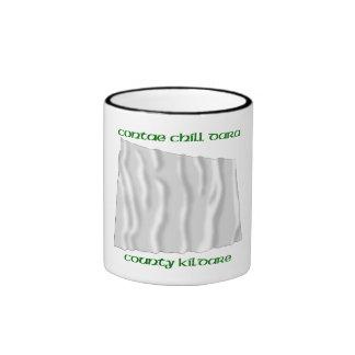 County Kildare Colours Ringer Coffee Mug
