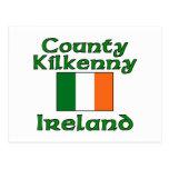 County Kilkenny, Ireland Post Card