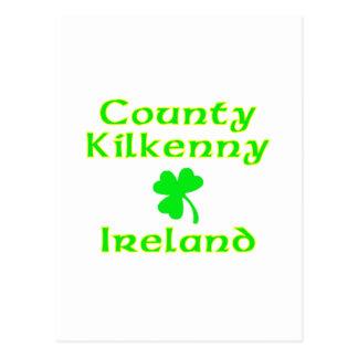 County Kilkenny, Ireland Postcard