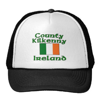 County Kilkenny, Ireland Trucker Hat