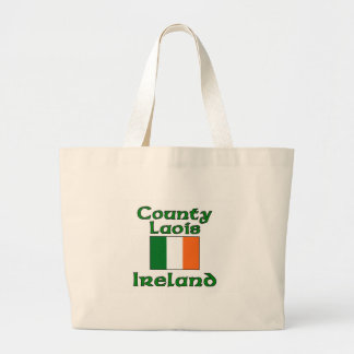 County Laois, Ireland Large Tote Bag