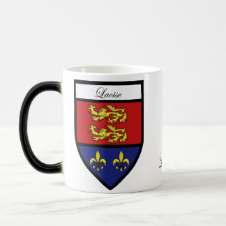 County Laois Map & Crest Mugs
