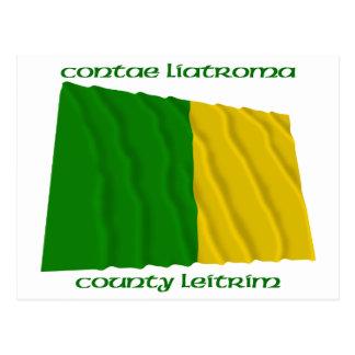 County Leitrim Colours Postcard