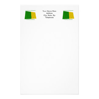 County Leitrim Colours Customized Stationery