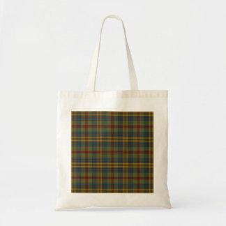 County Limerick Irish Tartan Tote Bag