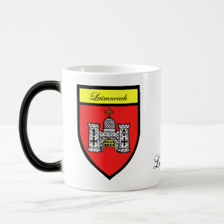 County Limerick Map & Crest Mugs