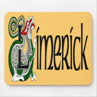 County Limerick Mouse Pad