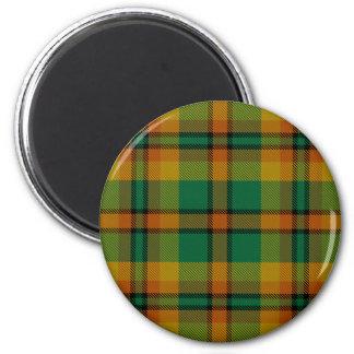 County Londonderry Irish Tartan Magnet