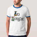 County Longford (Gaelic) T-Shirt