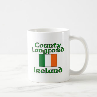 County Longford, Ireland Coffee Mug