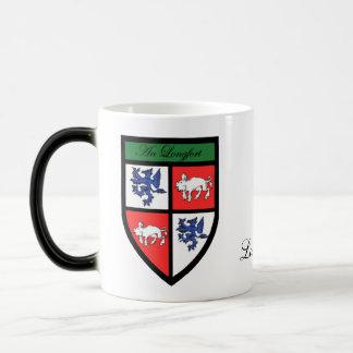 County Longford Map & Crest Mugs