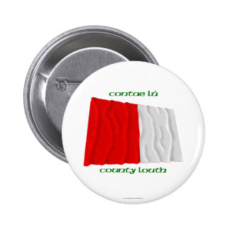 County Louth Colours Pin
