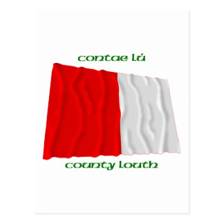 County Louth Colours Postcard