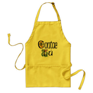 County Louth (Gaelic) Apron