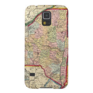 County Map Of The States Of New York Case For Galaxy S5