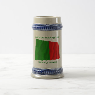 County Mayo Colours Beer Stein