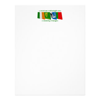 County Mayo Flags Letterhead