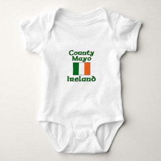 County Mayo, Ireland Baby Bodysuit