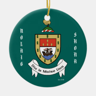 County Mayo Ireland Christmas Ornament