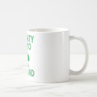 County Mayo, Ireland Coffee Mug
