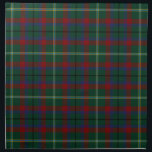"""County Mayo Irish Tartan Cloth Napkin<br><div class=""""desc"""">Irish County tartans for County Mayo,  Ireland. If you would like another tartan not shown here,  please feel free to message me. Please provide the STA Reference number for the tartan pattern you would like if possible.</div>"""