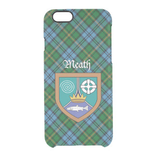 County Meath iPhone 6 Clear Case
