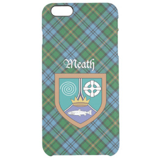 County Meath iPhone 6 Plus Clear Case