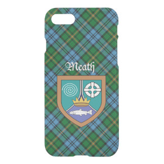 County Meath iPhone 7 Clear Case