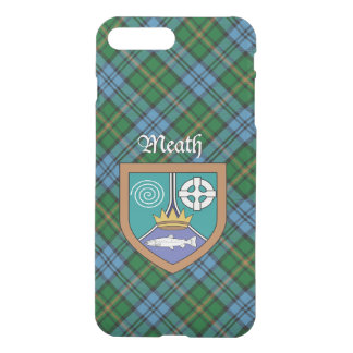 County Meath iPhone X/8/7 Plus Clear Case