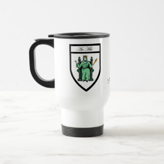 County Meath Map & Crest Mugs