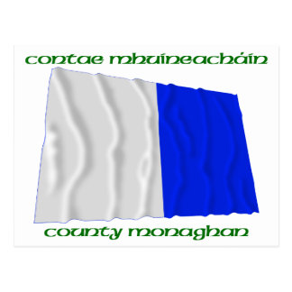County Monaghan Colours Postcards