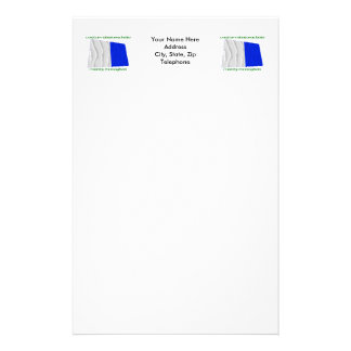 County Monaghan Colours Customized Stationery