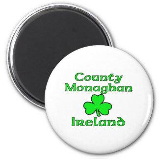 County Monaghan, Ireland Refrigerator Magnet