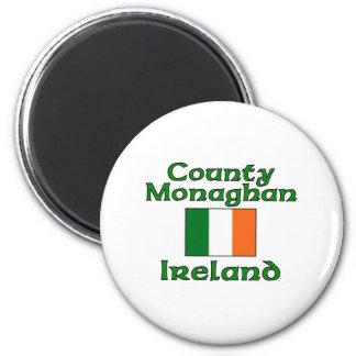 County Monaghan, Ireland Magnet