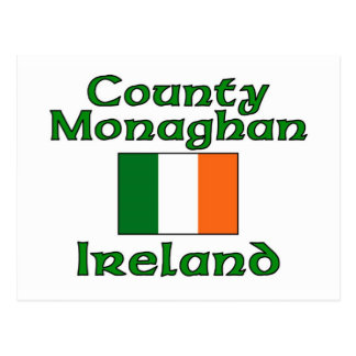 County Monaghan Ireland Post Cards
