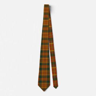 County Monaghan Irish Tartan Neck Tie